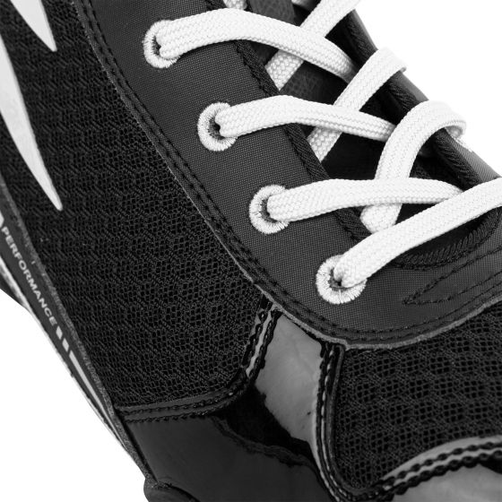 Scarpe da Pugilato Giant Low Venum - Nero/Bianco