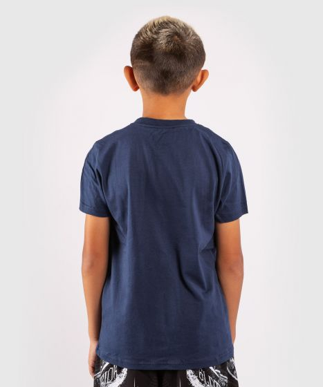 Venum Classic T-shirt - Kids - Navy Blue