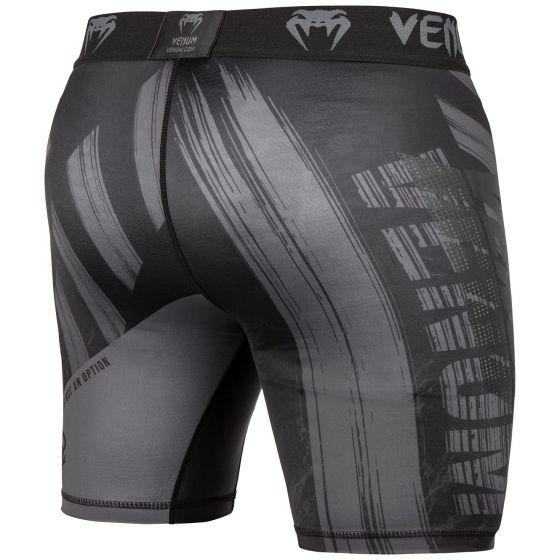 Venum AMRAP Compression Shorts - Black/Grey