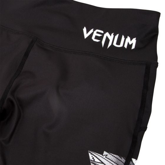 Venum Phoenix Cropped Leggings - Black/White
