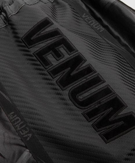 Venum Devil Muay Thai Shorts - zwart/zwart