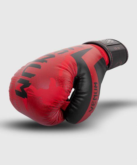 Venum Elite Boxhandschuhe - Camo Rot