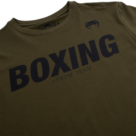 Venum Boxing VT T-shirt - Khaki/Black