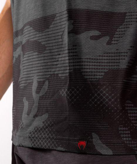 Venum Bandit Dry Tech T-Shirt -  Schwarz/Grau