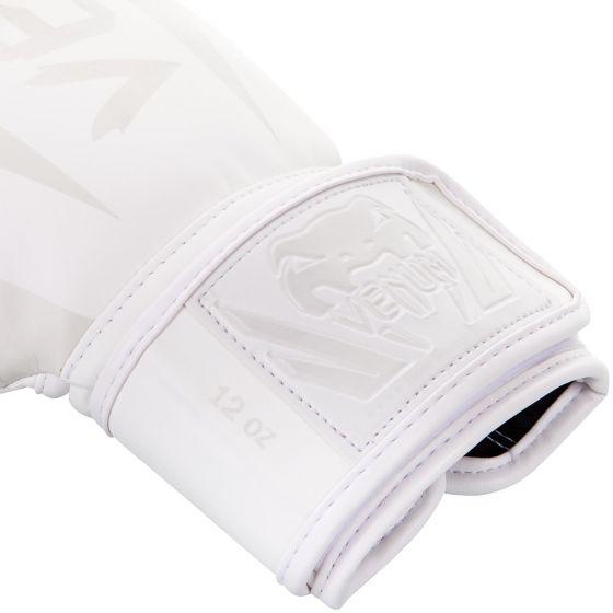 Venum Elite Boxhandschuhe - Weiß/Weiß