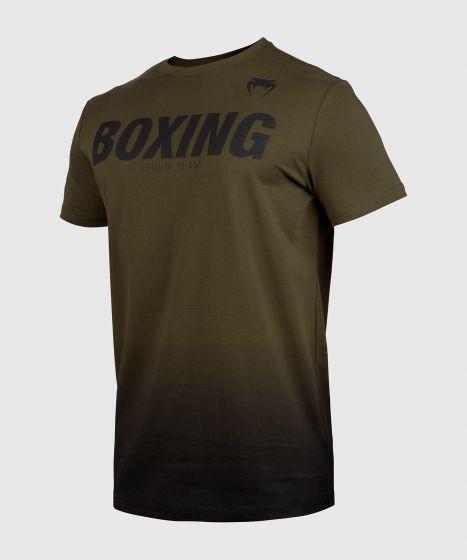 Camiseta Boxing VT de Venum - Kaki/Negro