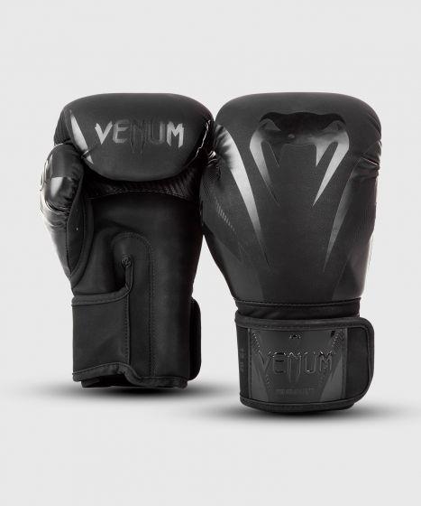 Gants de boxe Venum Impact - Noir/Noir