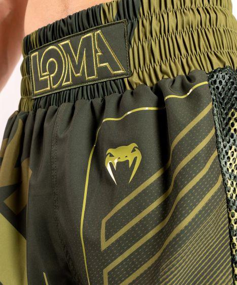 Venum Loma Commando Boxing Shorts - Khaki