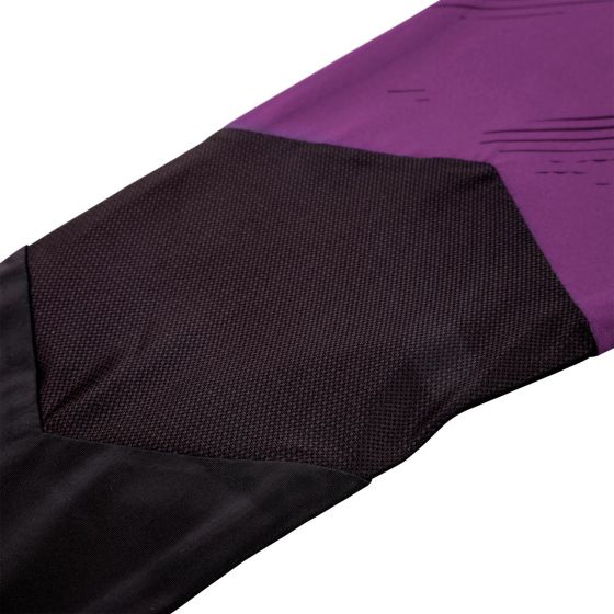 Spats Venum NoGi 2.0 Approuvé IBJJF - Noir/Violet