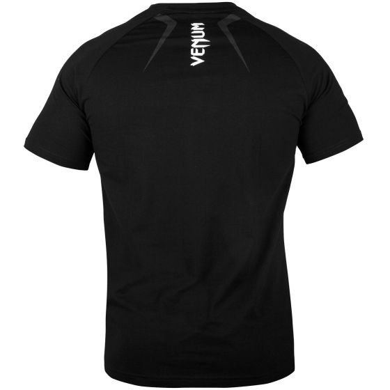 Venum Contender 4.0 T-shirt - Black/Grey-White