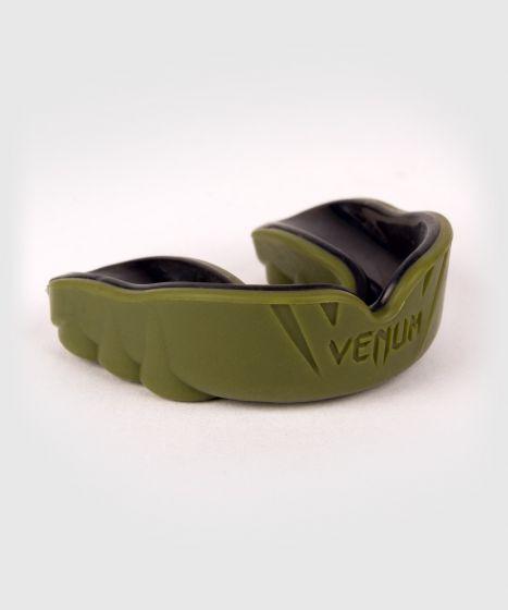 Protector Bucal Venum Challenger - Kaki/Negro