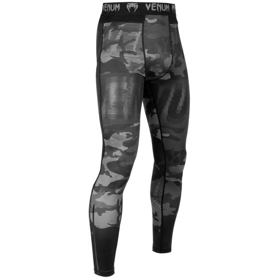 Pantalon de Compression Venum Tactical - Urban Camo/ Noir/Noir