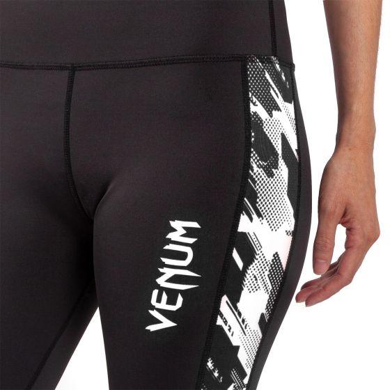 Leggings Venum Tecmo - Negro/Blanco