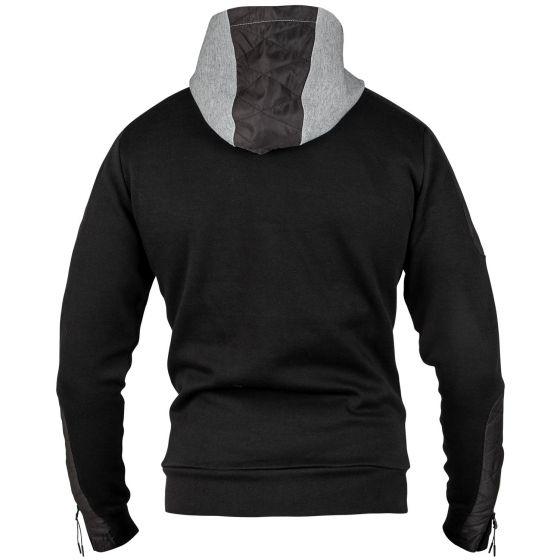 Sweatshirt Venum Laser Evo - Noir/Gris chiné
