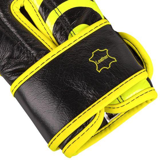 Venum Shield Pro Boxhandschuhe Loma Edition - Mit Klettverschluss - Blau/Gelb