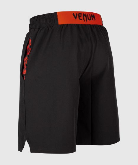Venum Classic-Trainingsshorts - Schwarz/Rot