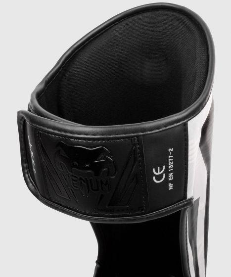 Venum Elite Schienbeinschutz - White/Camo
