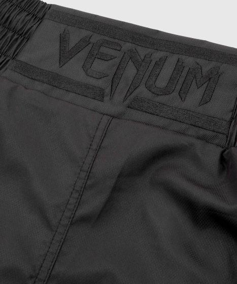 Venum Box-Shorts - Schwarz/Schwarz