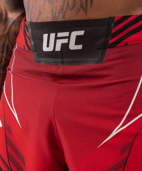 Pantalón De MMA Para Hombre UFC Venum Authentic Fight Night Gladiator - Rojo