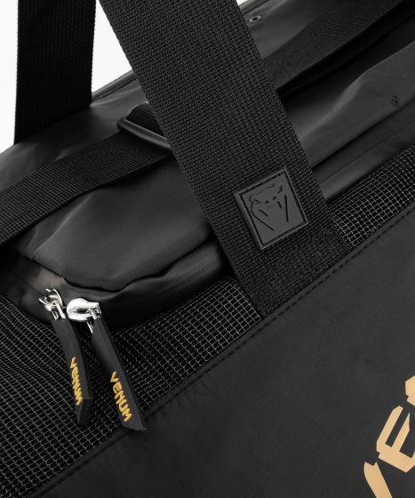 Borsa sportiva Venum Trainer Lite Evo - Nero/Oro