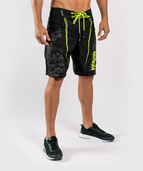 Pantaloncini da bagno Venum Aero 2.0 - Nero/Giallo neo
