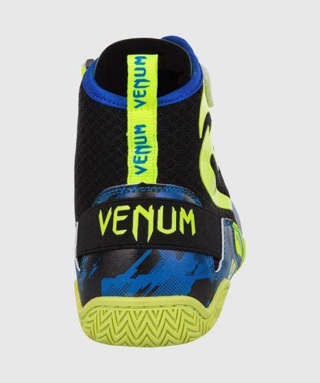 Venum Giant Low Loma Edition Boxschuhe - Blau/Gelb