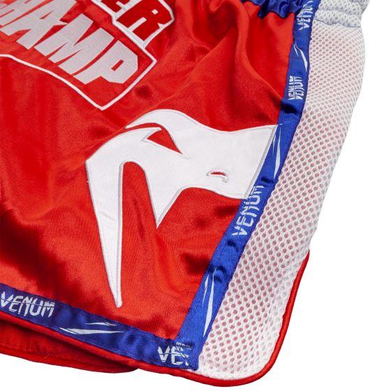 Venum Super Champ Muay Thai Shorts - Exclusive - Red