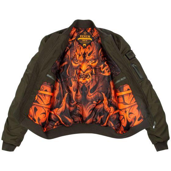 Venum Devil Bomberjack - Khaki - Exclusief