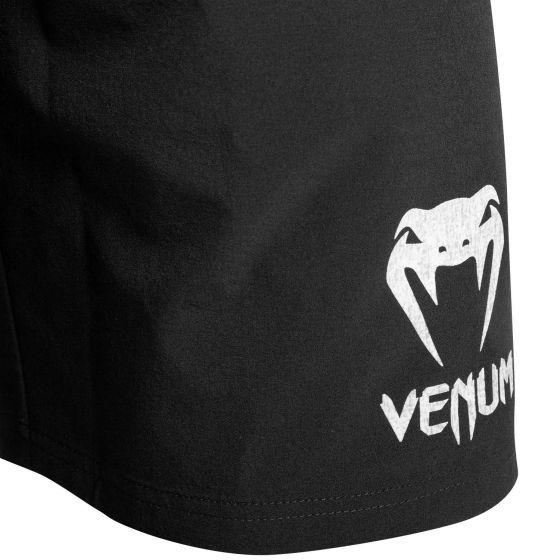 Venum Classic-Trainingsshorts - Schwarz/Weiß