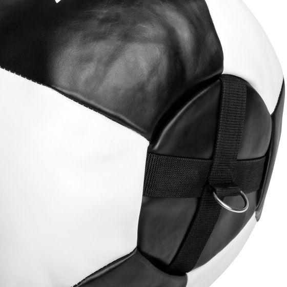 Borsa da allenamento Venum Classic Uppercut - Nero/Bianco