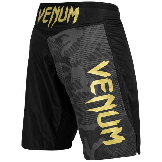 Venum Light 3.0 Kampfshorts - Gold/Schwarz
