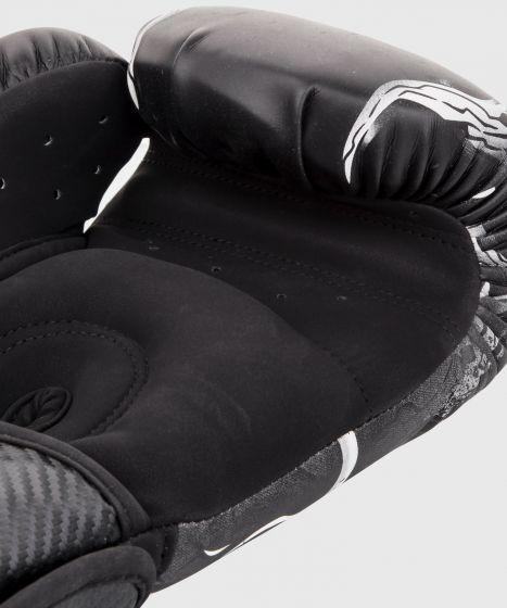 Venum Devil Boxing Gloves - White/Black