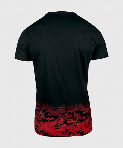 Venum Classic T-shirt - Black/Red