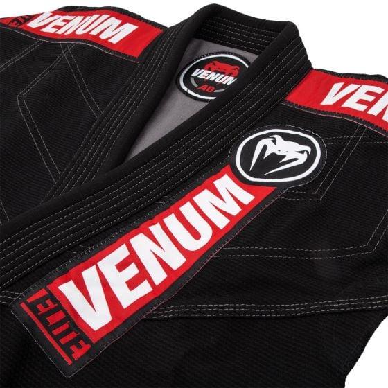 Kimono de JJB Venum Elite 2.0 + Sac de transport - Noir