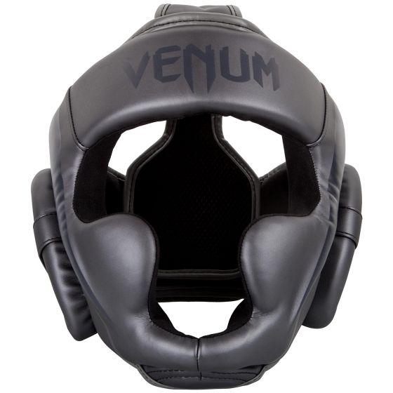 Venum Elite Headgear - Grey/Grey - Taille Unique