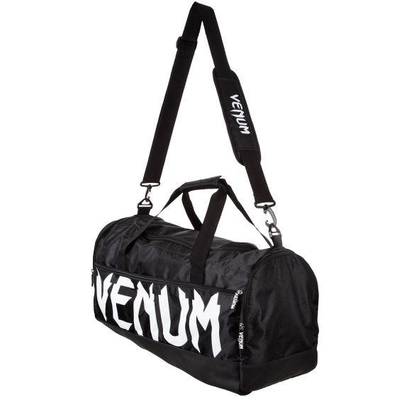 Venum Sparring Sport Bag - Black/White