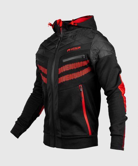 Sweatshirt Venum Laser 2.0 - Noir/Rouge