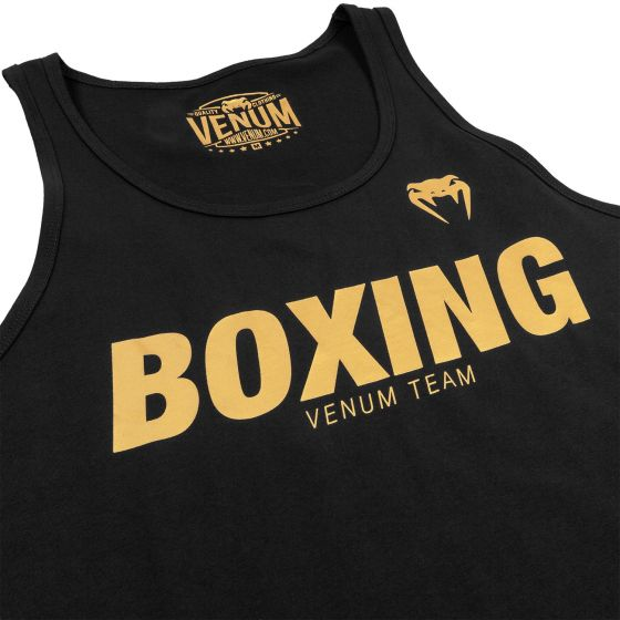 Canotta Boxing VT Venum - Nero/Oro