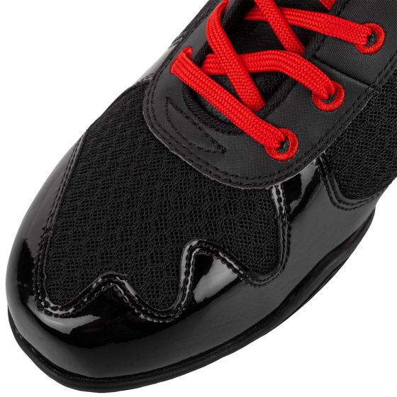 Venum Giant Low Boxing Shoes - Black/Red