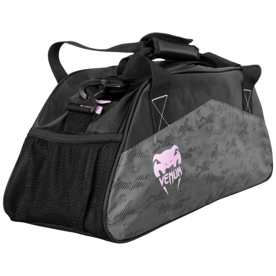 Venum Camoline Sports Bag - Black/Pink Gold