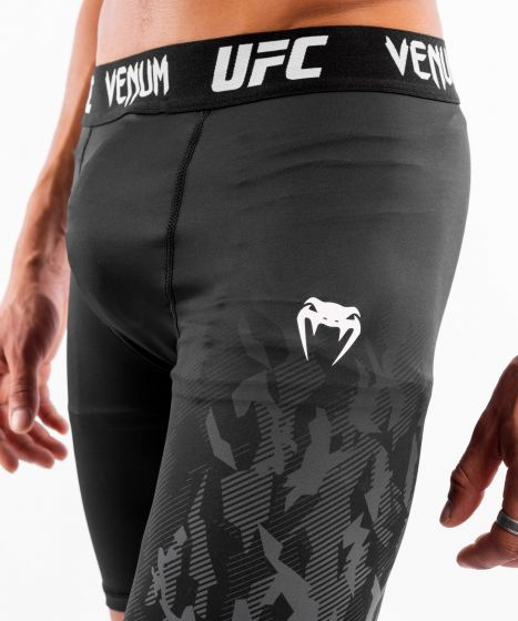 Short de Vale Tudo Homme UFC Venum Authentic Fight Week - Noir