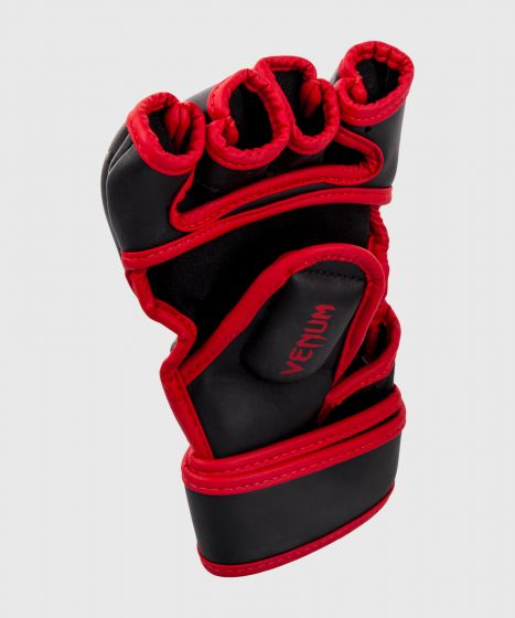 Guantes de MMA  Venum Gladiador 3.0 - Negro/Rojo