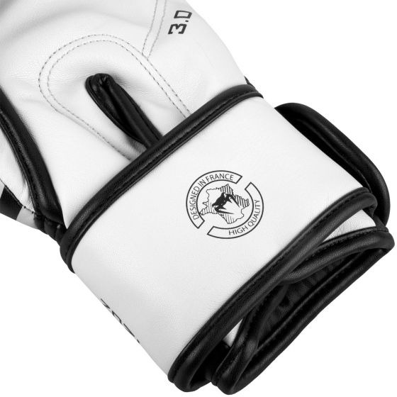 Guantoni da boxe Venum Challenger 3.0 - Nero/Bianco
