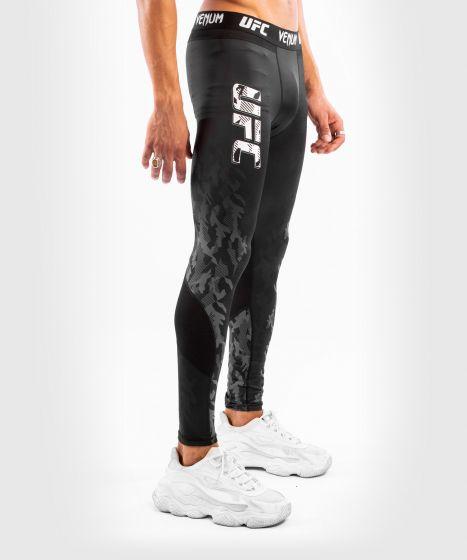 Pantalon de Compression Homme UFC Venum Authentic Fight Week - Noir