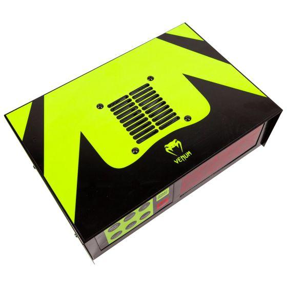 Venum Boxtimer - schwarz/gelb