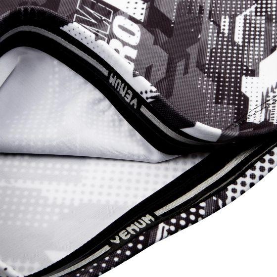 Venum Tecmo Rashguard - Short Sleeves - Dark Grey