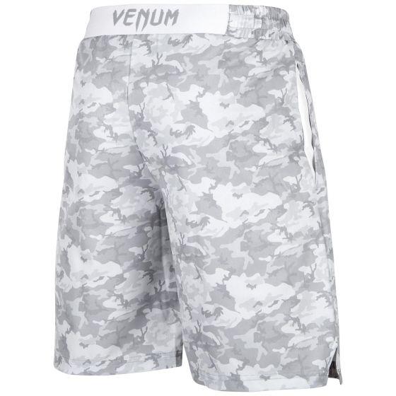 Short de sport Venum Classic - Blanc/Camo
