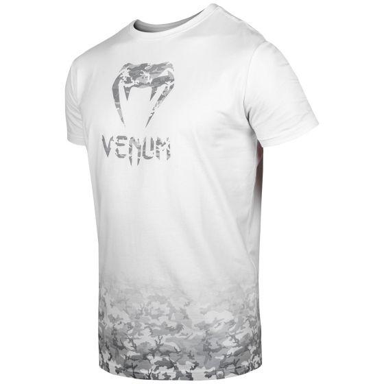 T-shirt Venum Classic - Blanc/Urban Camo