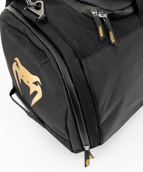 Bolsa de deporte Venum Trainer Lite Evo - Negro/Oro