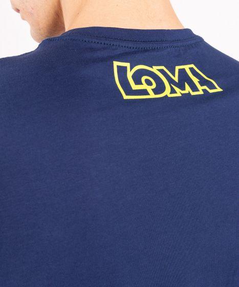 Venum Origins T-Shirt Loma Edition - Blau/Gelb